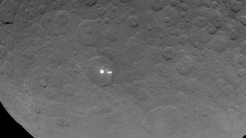 Bright Spots on Ceres: May 16, 2015