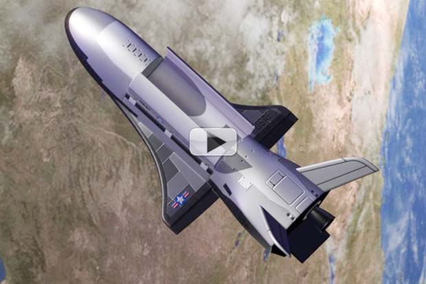 X-37B Space Plane's Capabilities Explained By Boeing | Video