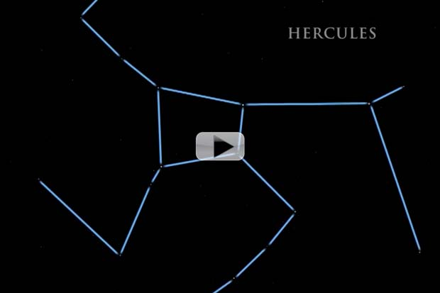 Hercules, Herdsman and a Dragon In June 2015 Skywatching | Video