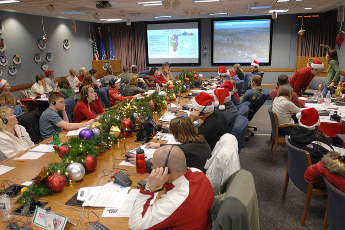 NORAD: Tracking Spacecraft, Missiles & Santa