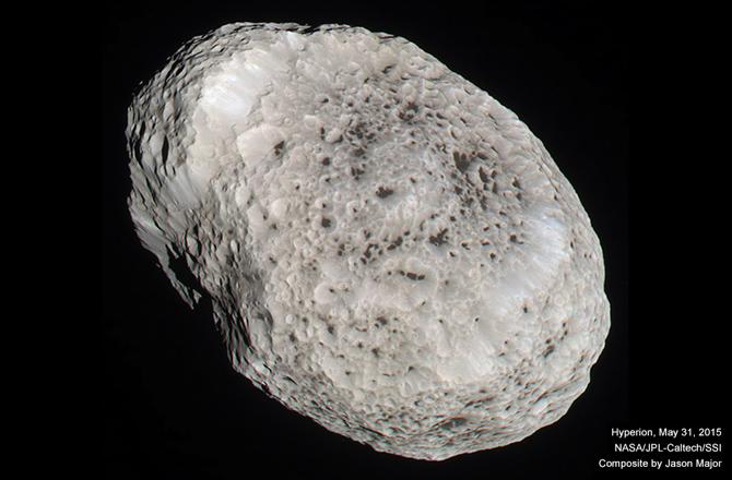 hyperion cassini spacecraft - photo #16