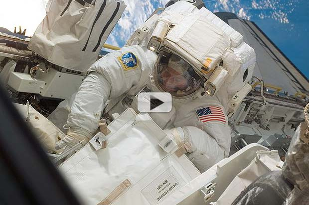 50 Years of Spacewalks: Astronaut Tells All | Video