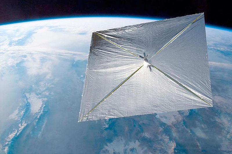 LightSail Solar Sail Spacecraft Goes Silent Again