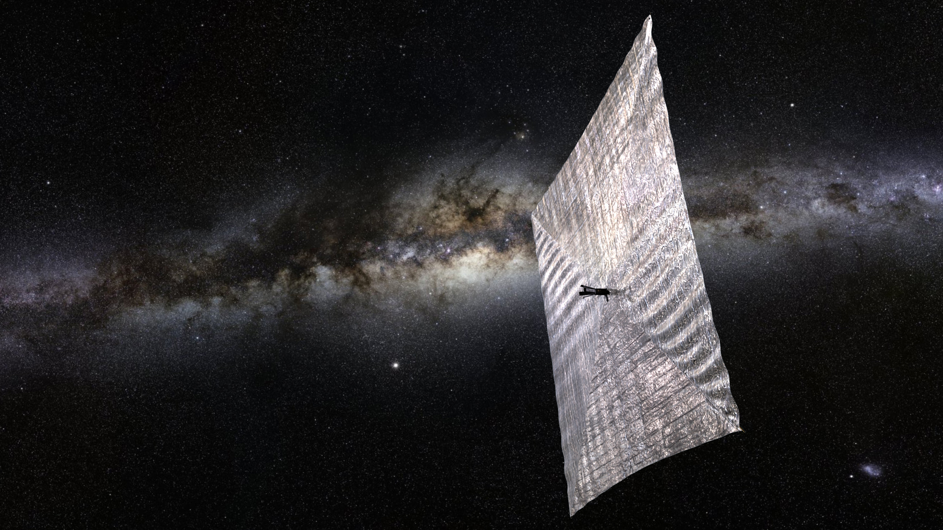 LightSail Spacecraft Wakes Up Again, Deploys Solar Sail