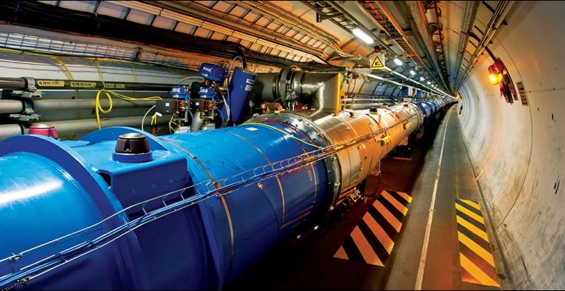 After Higgs, Ramped-Up Collider Hunts for Next Puzzle