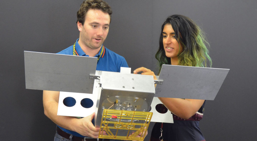 In NASA First, Cubesats Headed to Mars with InSight Lander