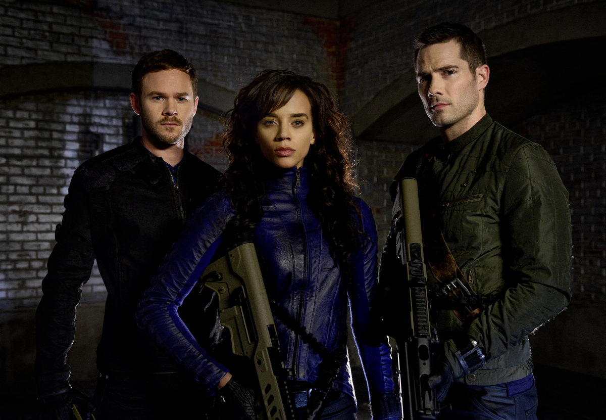 Syfy's 'Killjoys': Space Bounty Hunting Action & Adventure: Gallery