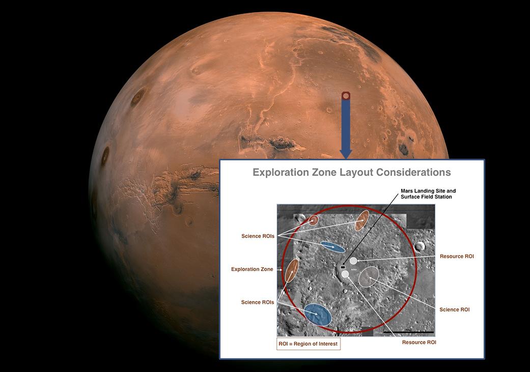 Destination Mars: NASA Asks Where Astronauts Should Land