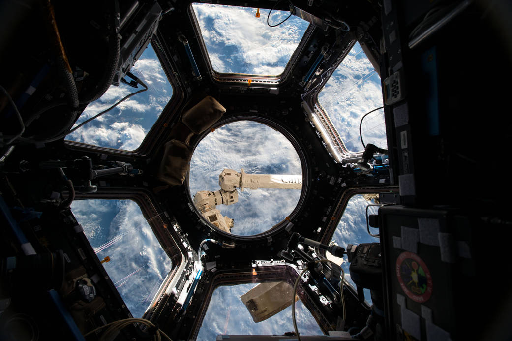 360 Viewport on ISS