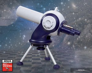 From the infinitely celestial to the infinitesimal, Bresser's Argo transforming instrument encourages kids to explore their universe.