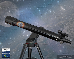 If your older child is serious about the sky, Celestron's superb optics and solid machining could last for decades of observing. Under control of the Navigator app running on iOS and Android devices make finding rewarding targets easy and inspiring.