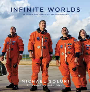 """Infinite Worlds"" by Michael Soluri."
