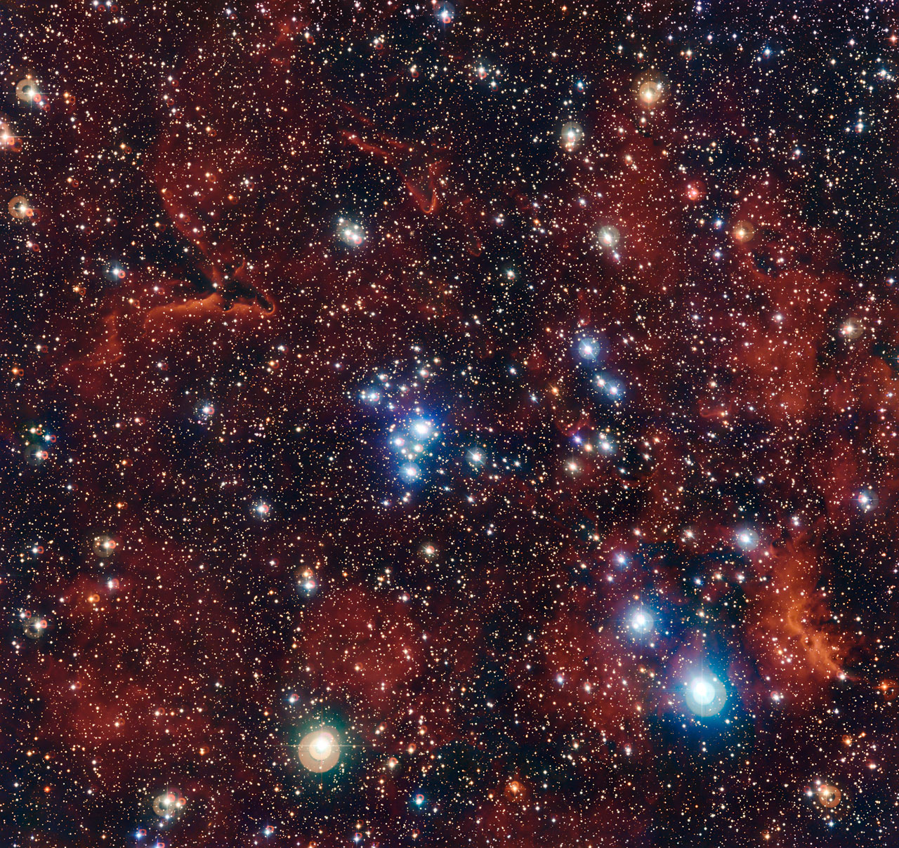 Cluster NGC 2367