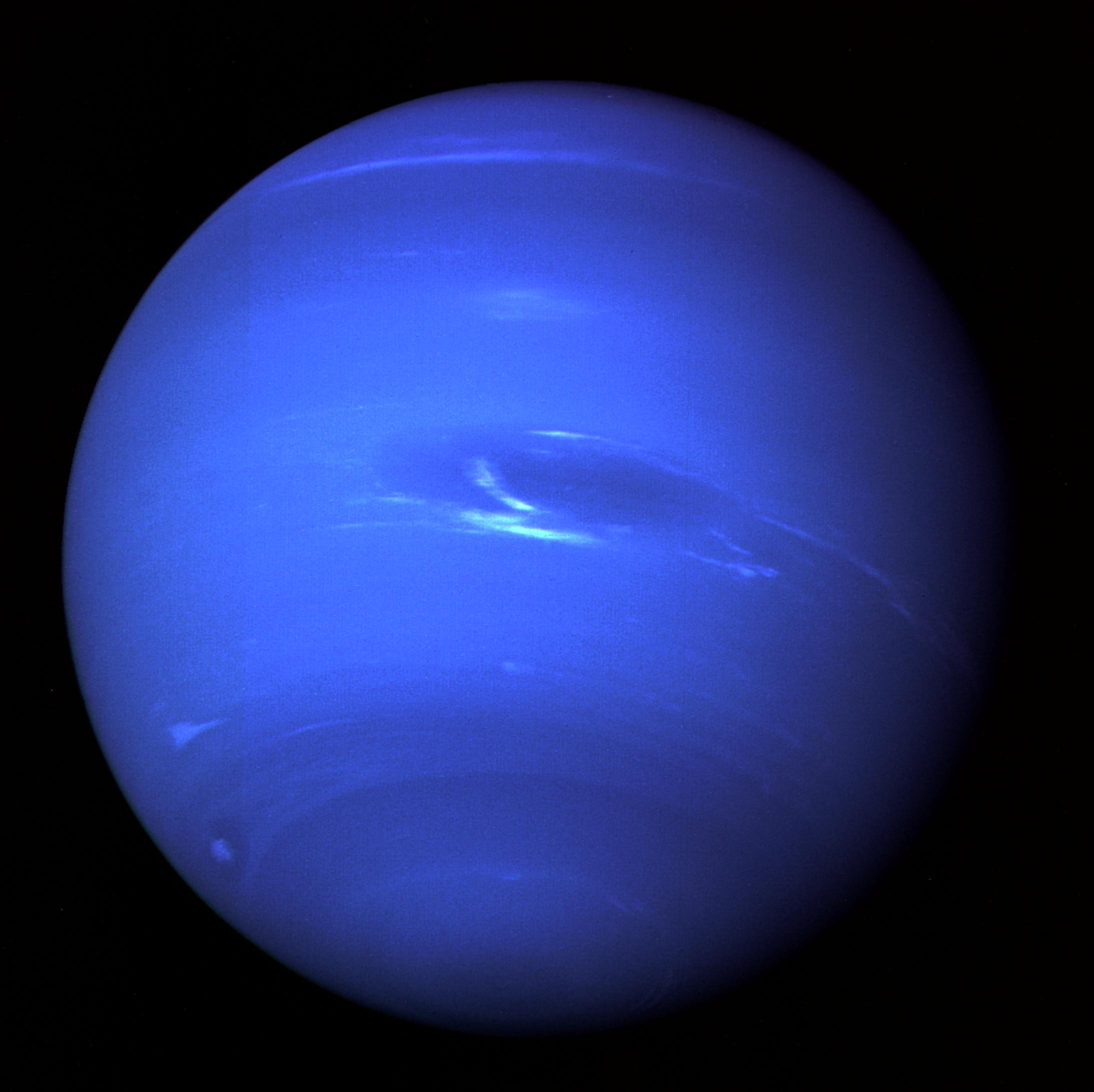 16. Neptune radiates more heat than it gets from the sun