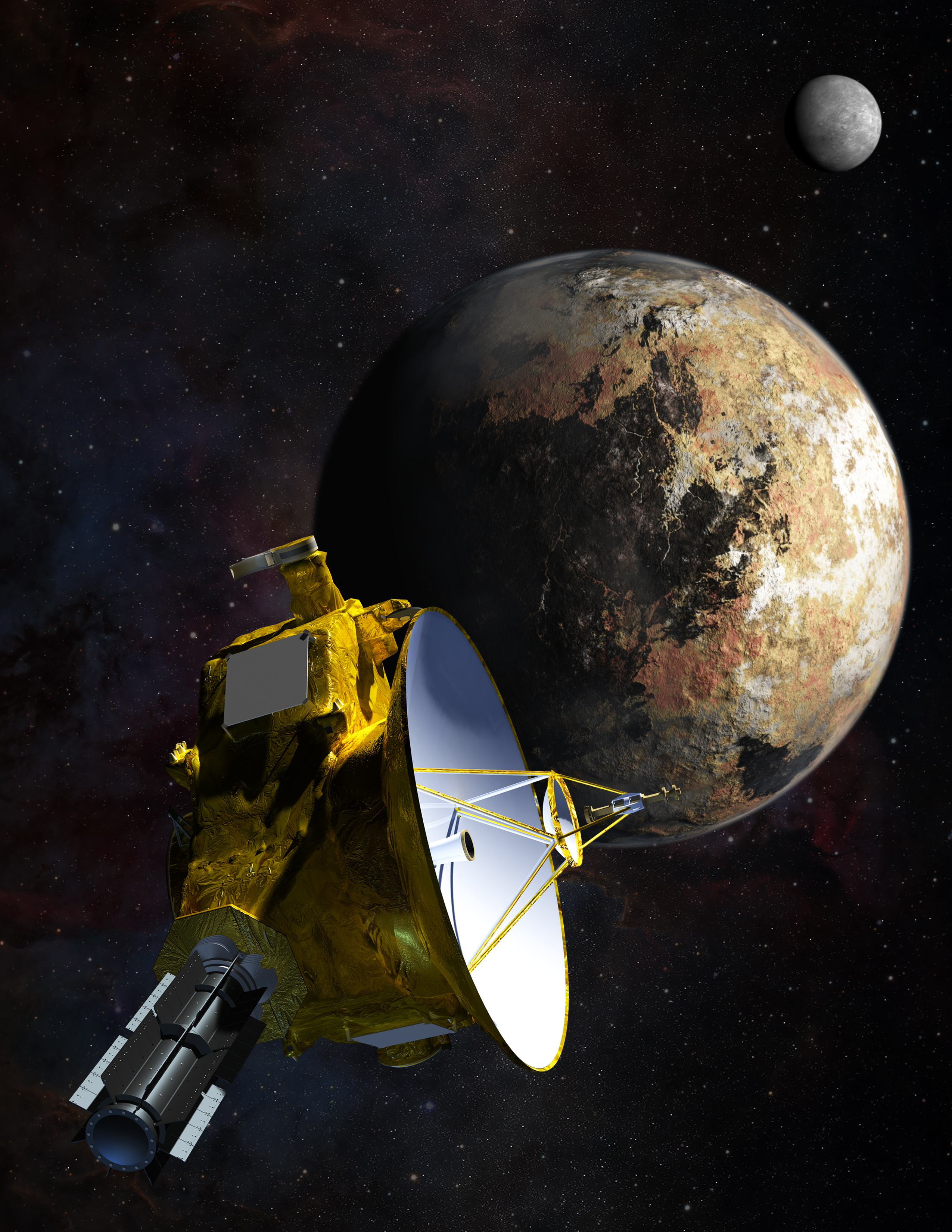 New Horizons' Pluto Flyby: Latest News, Images and Video