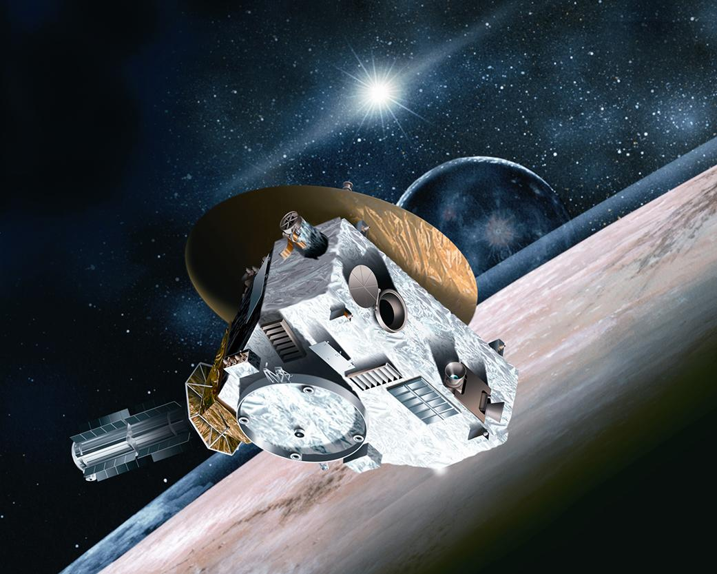 Pluto Flyby: How NASA Space Probes Will Track Epic Encounter