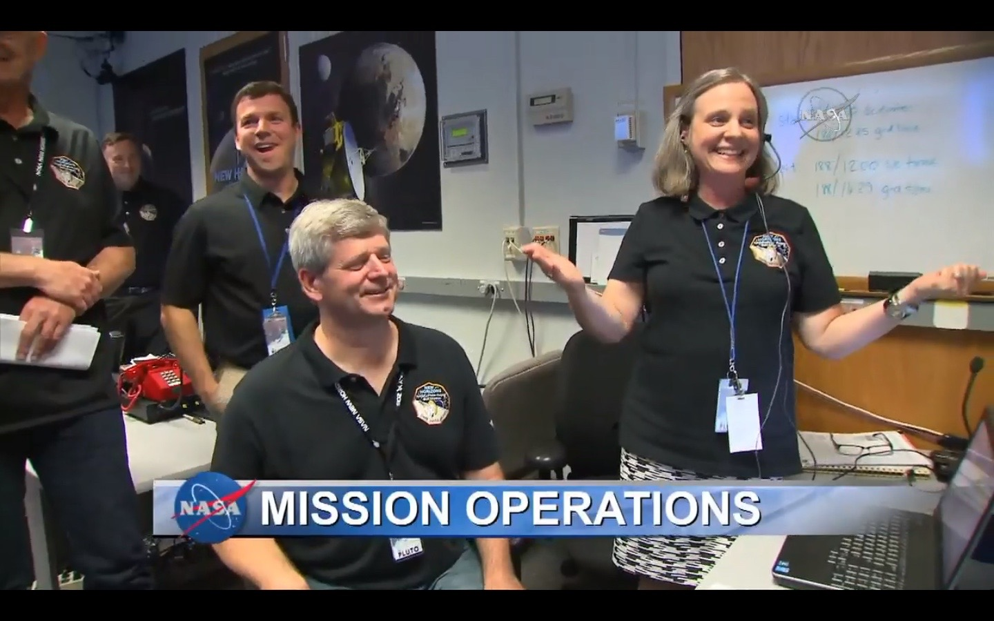 New Horizons Pluto Flyby Success Confirmed