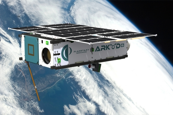 The Arkyd 6 satellite will launch later this year to test control, power, communication and avionics systems for asteroid mining.