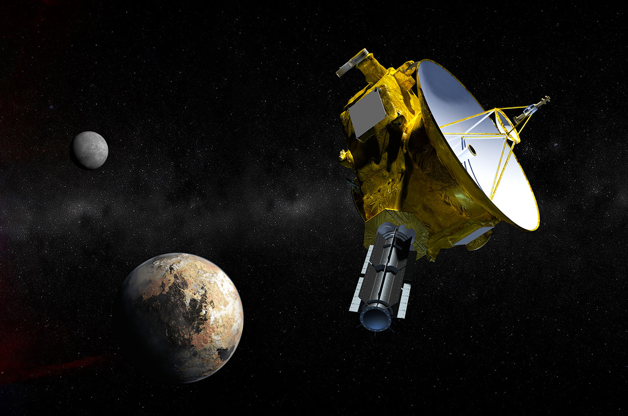 How Far Away is Pluto?