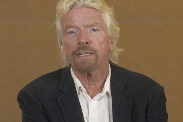 SpaceShipTwo Crash - Sir Richard Branson Responds To NTSB Report | Video
