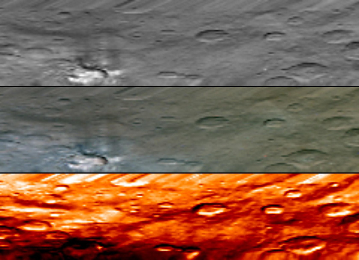 Haulani, a Bright Region on Ceres
