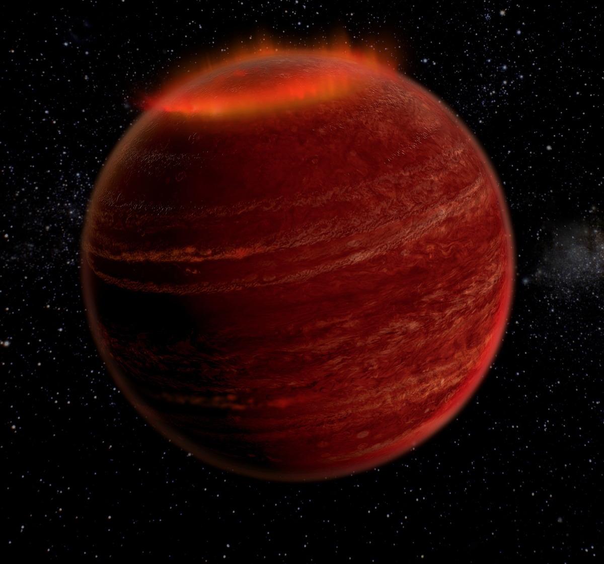 Auroras on Brown Dwarf LSR J1835+3259