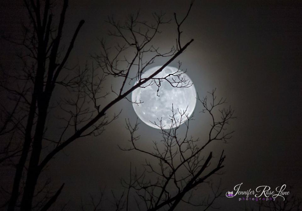 Full Moon of January 2015