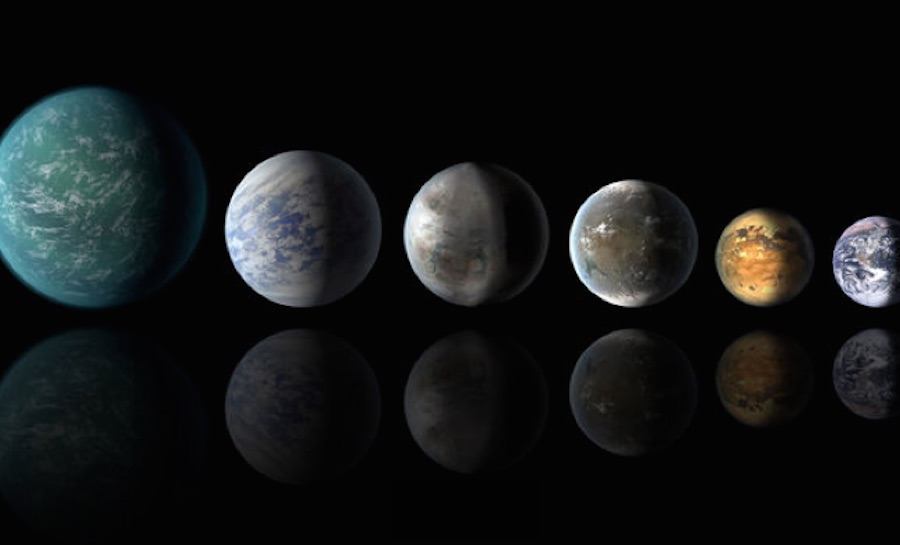 earth like planets in other galaxies - photo #33