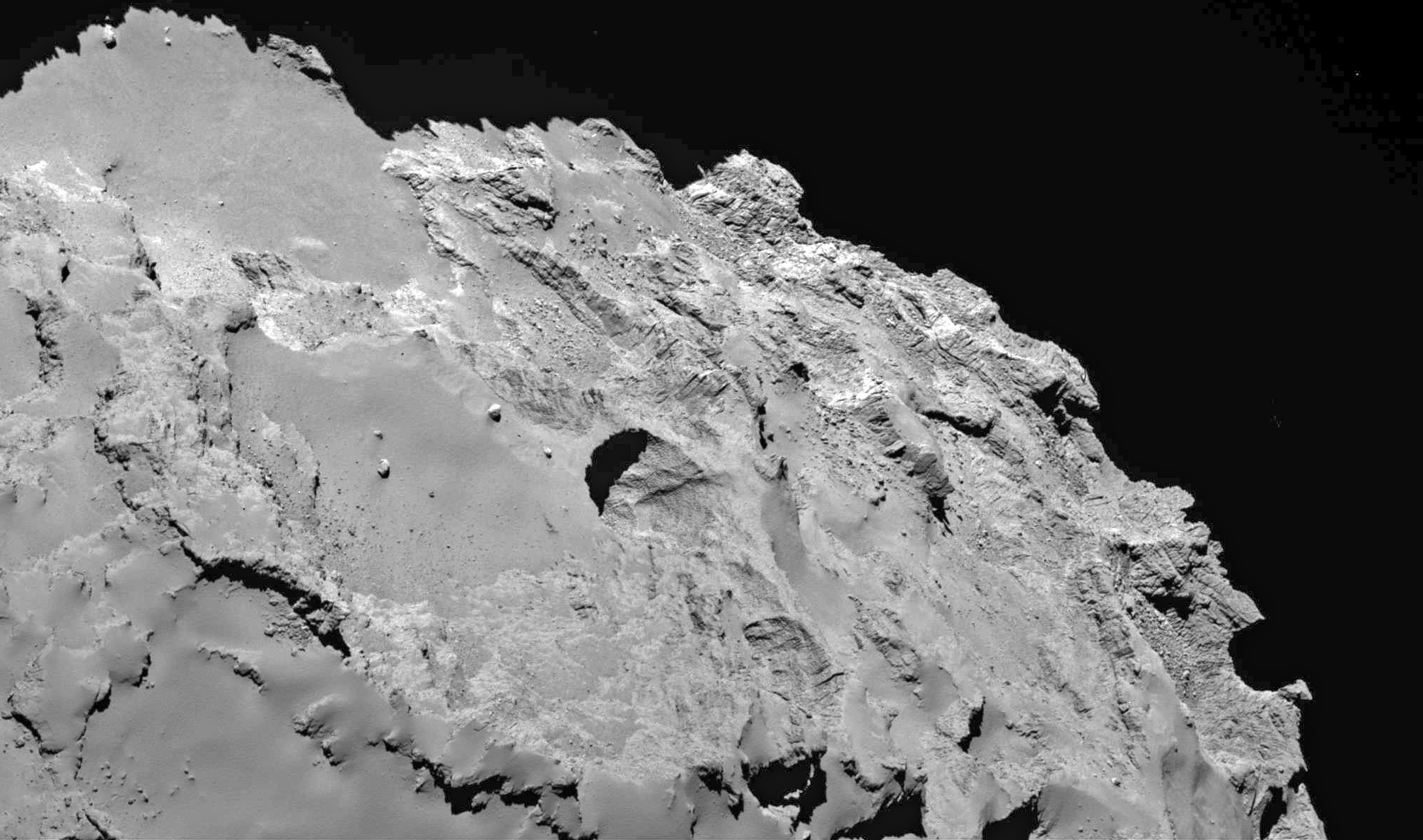 Rosetta 1 Year Later: Historic Comet Mission Still Intrigues