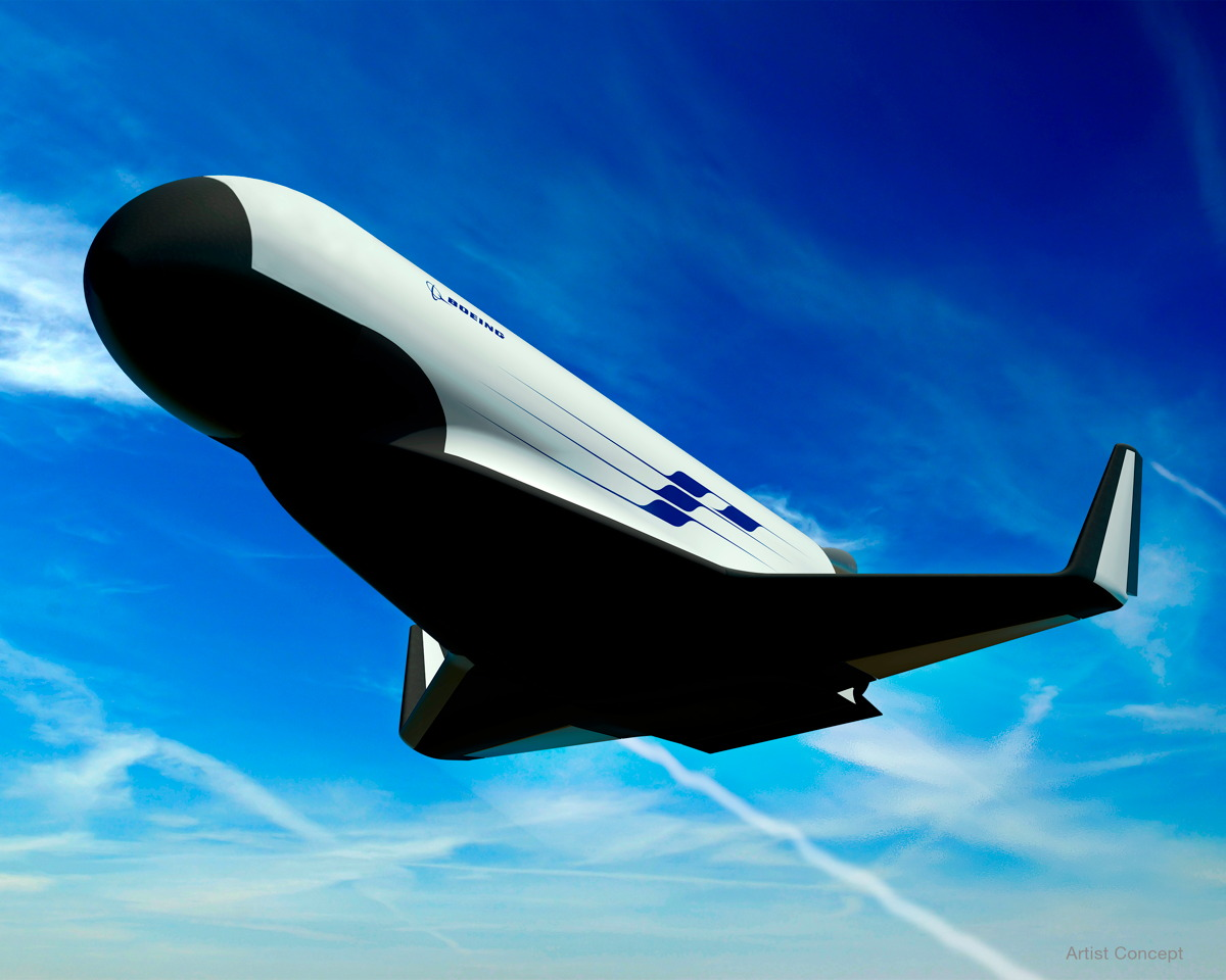 US Military Awards New Contracts for XS-1 Space Plane