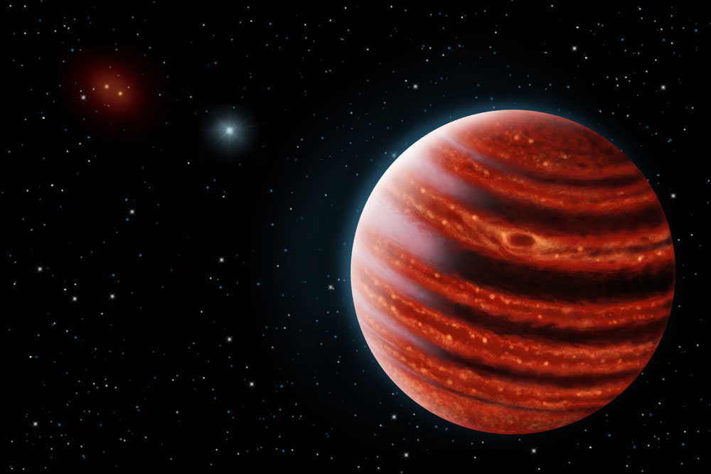 'Young Jupiter' 51 Eridani b: Why Directly Imaging an Exoplanet Is Big (Kavli Q+A)