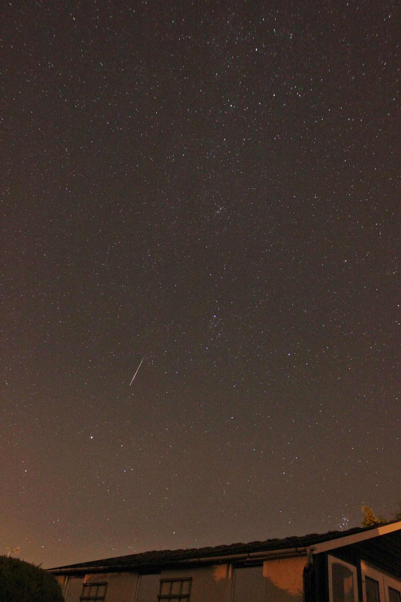 Perseids 2015: 'It was amazing.'