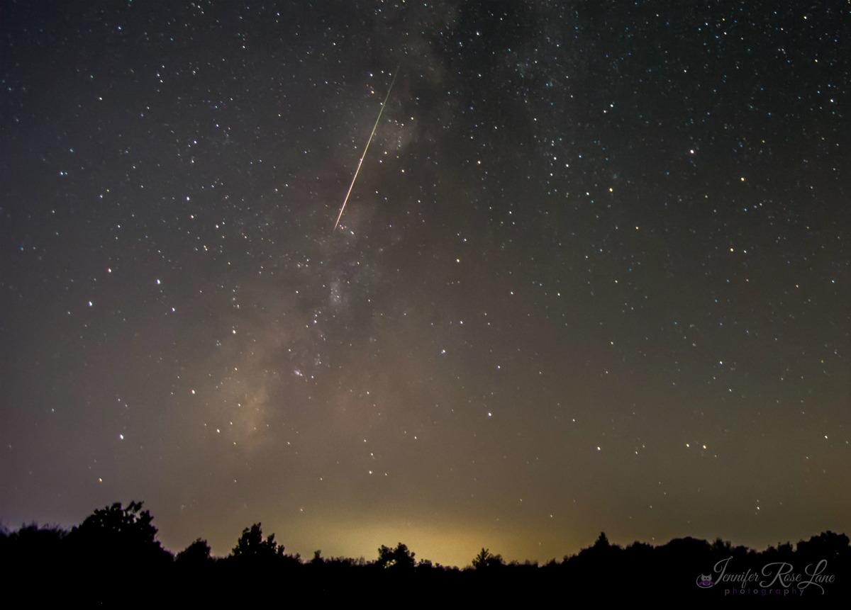 The Perseid meteor shower - Met Office