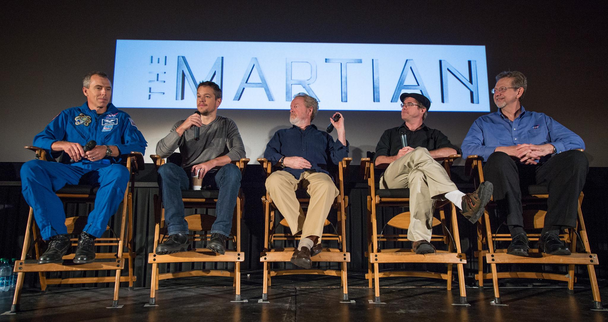 """""""The Martian"""