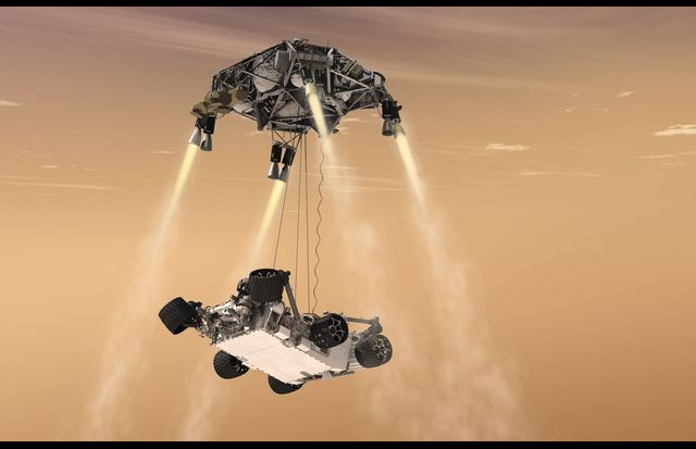 NASA's Next Nuclear-Powered Mars Rover: Building the Beast