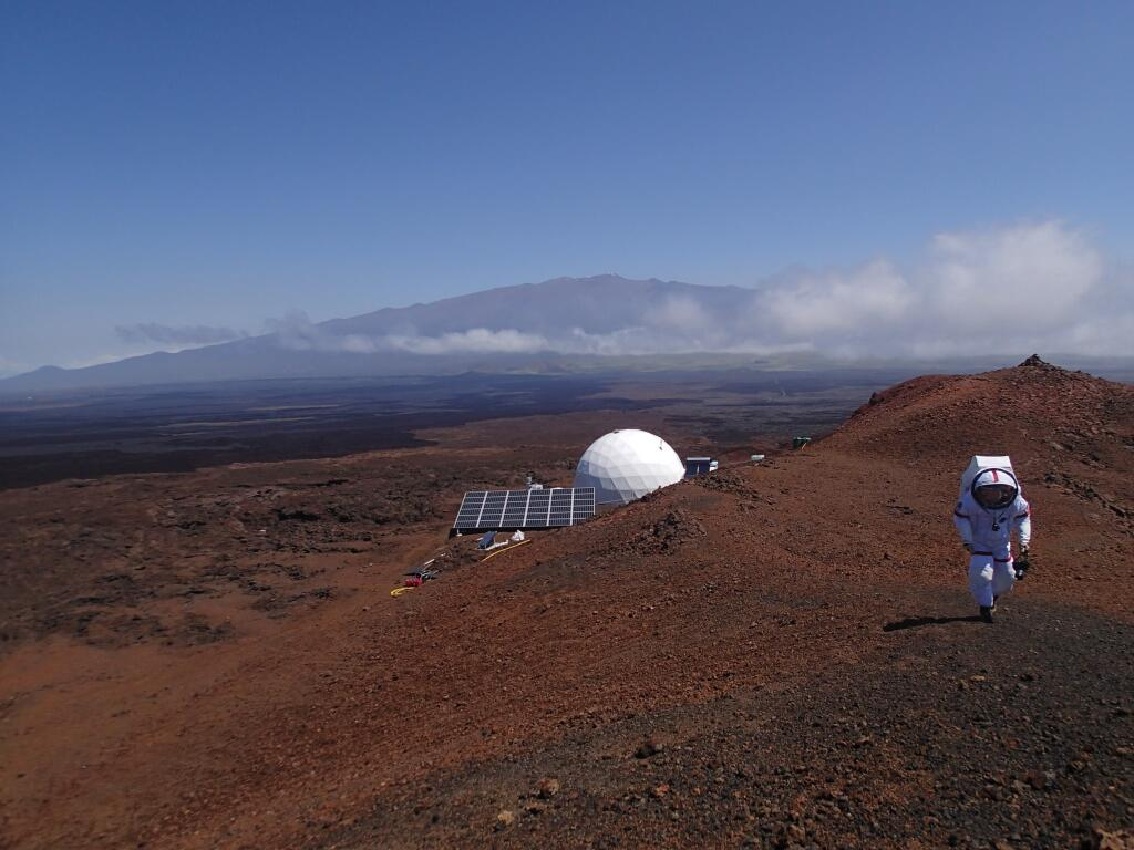 Yearlong Mock Mars Mission Will Test Mental Toll of Isolation
