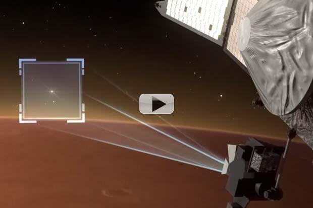 MAVEN Using Stars To Study Mars' Atmosphere | Video