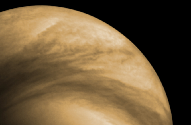 Cloud Features on Venus