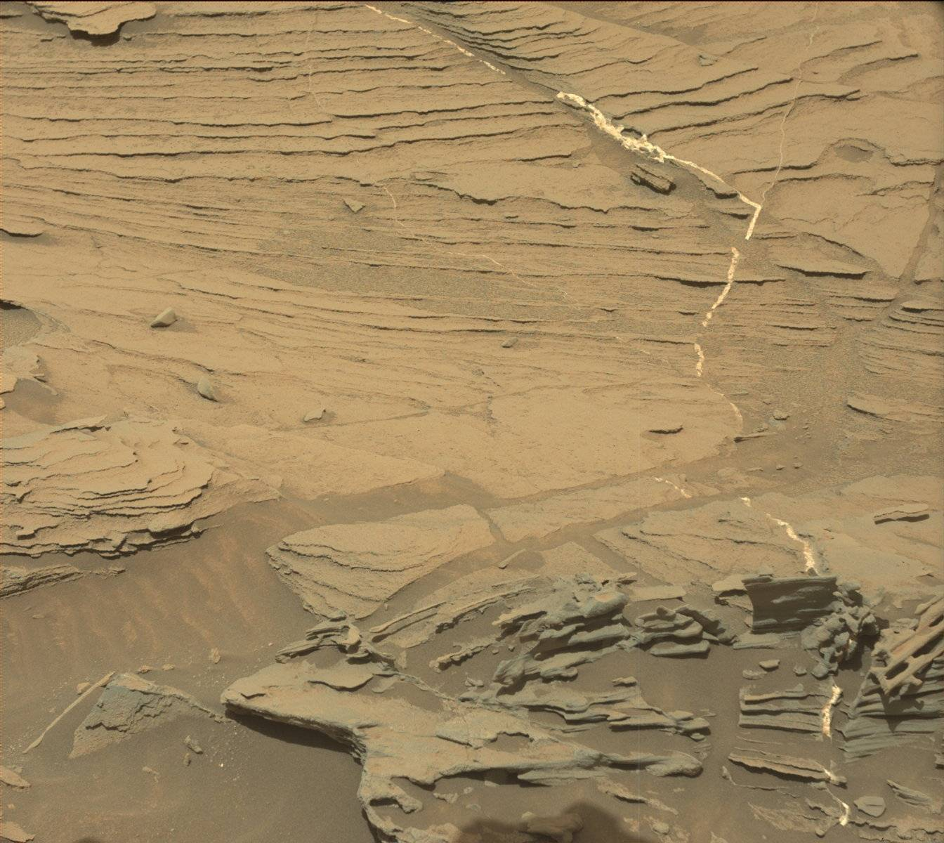 Raw Image: Spoon on Mars