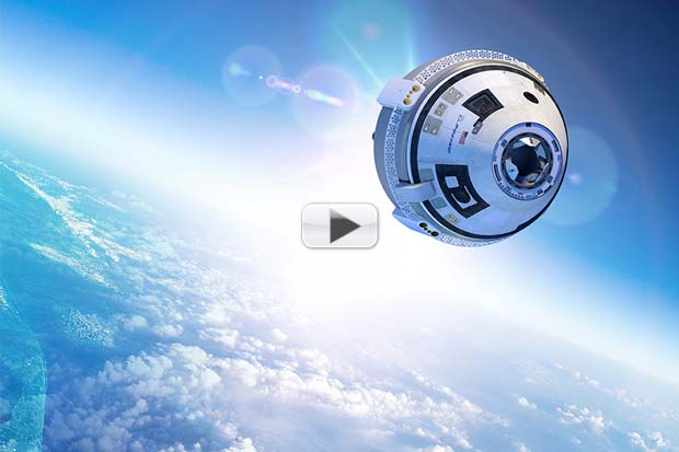 Former Space Shuttle Hangar To House Boeing Starliner | Video