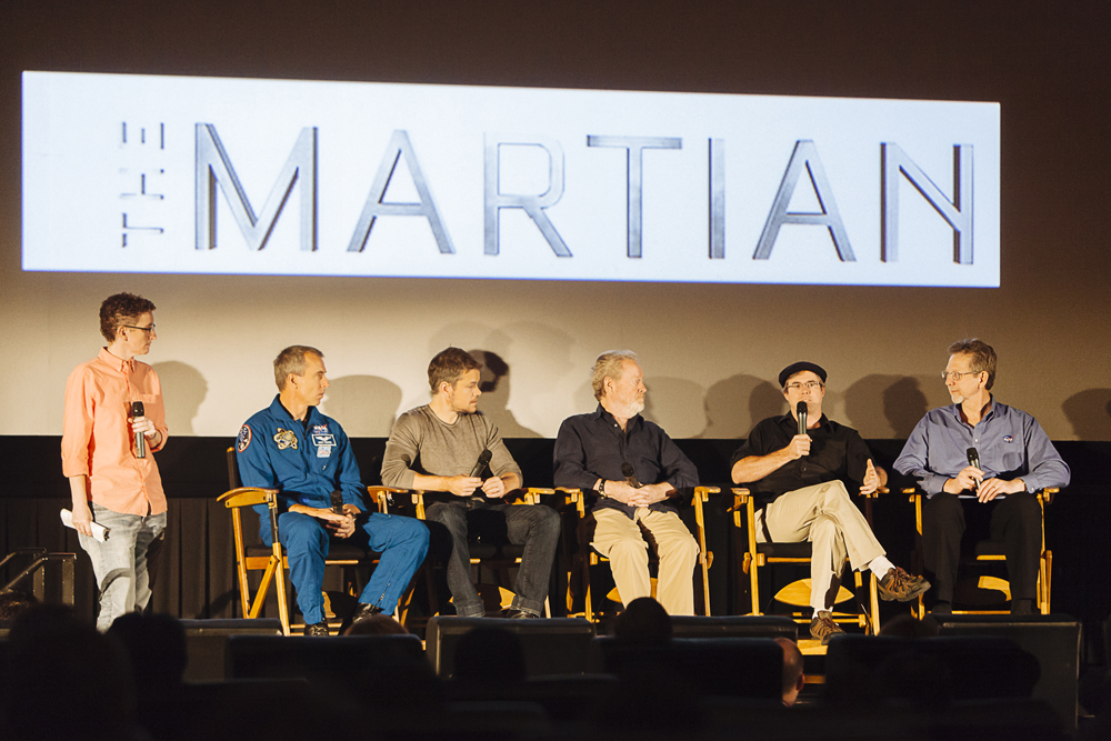 'The Martian' Group