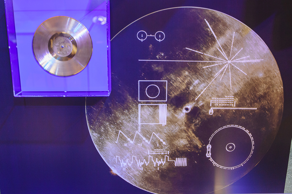 Martian - Voyager record