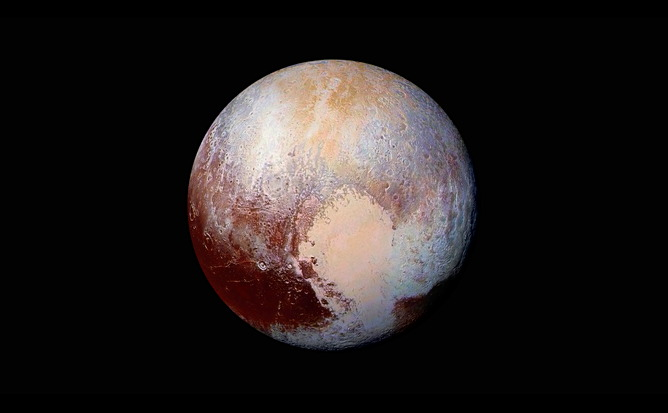 Pluto Revealed: The Historic Voyage of New Horizons (Kavli Hangout)