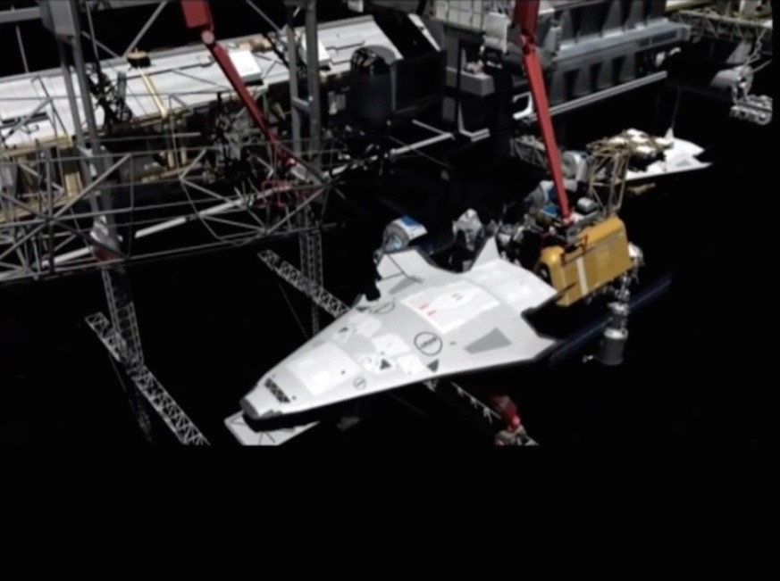 US Military Foresees Robot-Run 'Transportation Hub' in Space