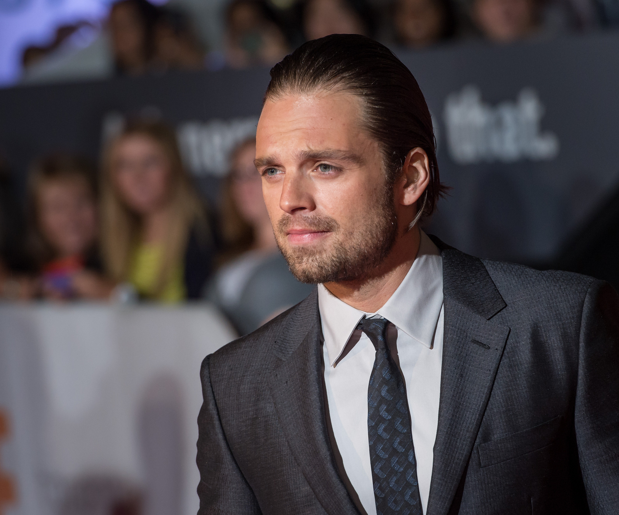 Actor Sebastian Stan at
