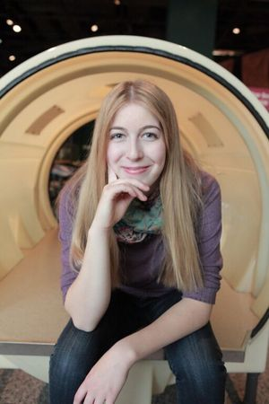 """Abigail Harrison, known on social media and online as """"Astronaut Abby,"""" has joined with astronauts, space program workers and others to form The Mars Generation, a new nonprofit organization dedicated to getting people excited about space exploration."""