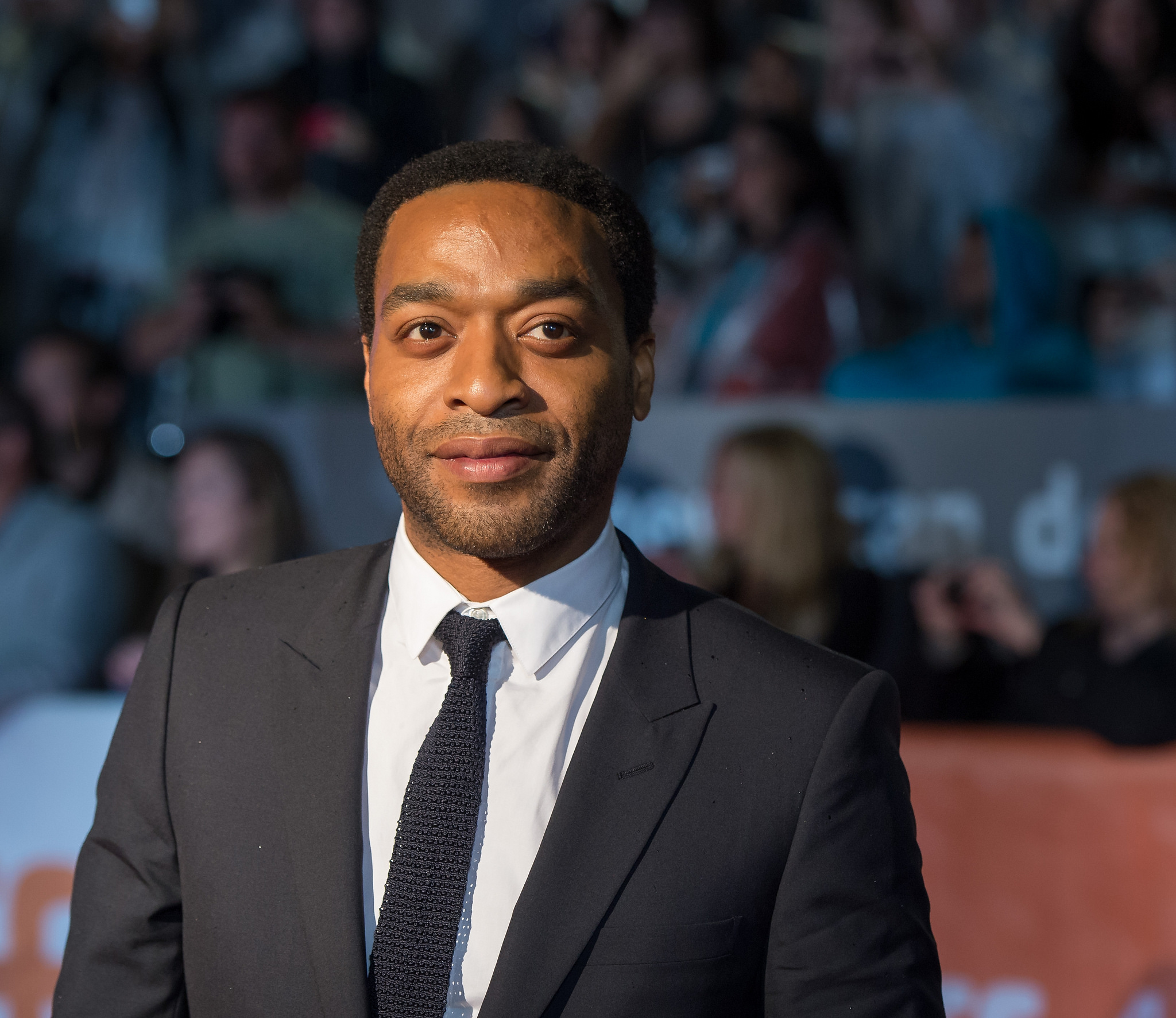 Actor Chiwetel Ejiofor attends