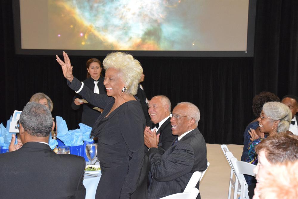 Nichelle Nichols, Lt. Uhura, Star Trek