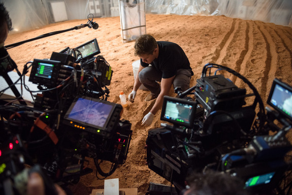 The Martian Plants A Seed:  Sir Ridley Scott's film, starring Matt Damon, may kindle the Concept of planetary colonization for many viewers