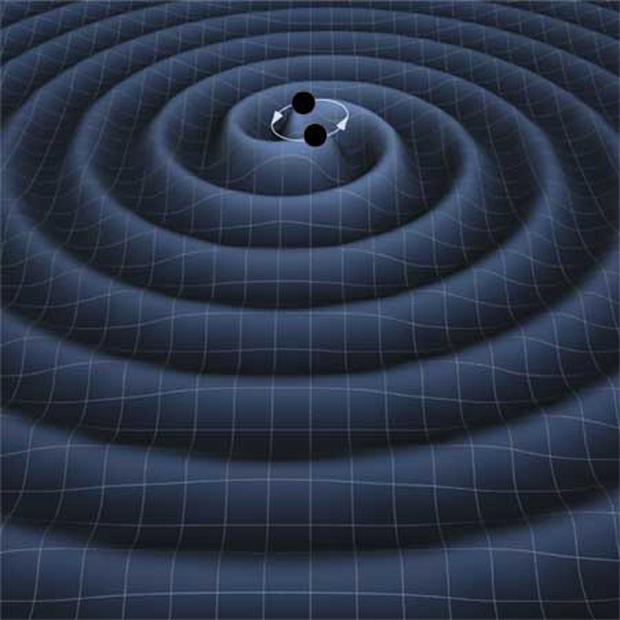 WATCH LIVE @ 10:30 a.m. ET TODAY: Gravitational Wave Announcement